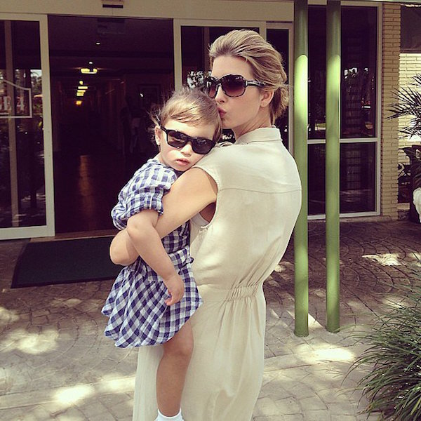 Mommy-daughter-style-Ivanka-Trump-shared-sweet-photo-her